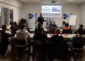 Het Salescentrum training verkooptraining salestraining